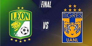 Tigres, favorito en la Final de la Liga MX